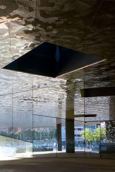 Edificio Forum, Barcelona, Spain by Herzog & de Meuron Architects