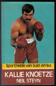 Kallie Knoetze / SA Bokser / SA Boxer