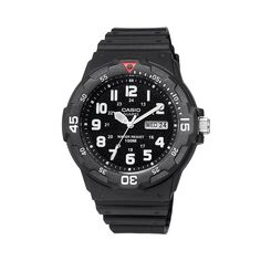 Casio Men's Watch - MRW200H-1BK, Black