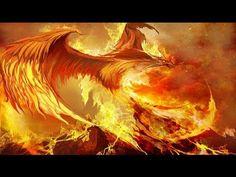 Phoenix the Firebird - Fabelwesen / mystical creatures - Art Phoenix Images, Phoenix Art, Phoenix Dragon, Phoenix Rising, Firebird, Magical Creatures, Fantasy Creatures, Ramses, Phoenix Bird Tattoos
