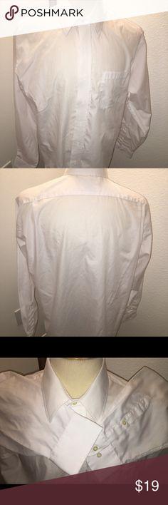 ⬇️White Shirt White shirt Shirts Dress Shirts
