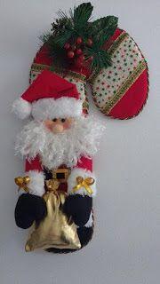 Easy Christmas Ornaments, Felt Ornaments, Simple Christmas, Christmas Stockings, Christmas Crafts, Merry Christmas, Christmas Centerpieces, Christmas Decorations, Holiday Decor