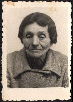 Baranow, Poland, A Jewish woman who perished in the Holocaust.