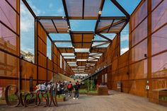 Brazil Pavilion At Expo Milano 2015 - Picture gallery #architecture #pavilon #Brazil #Expo
