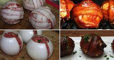 NapadyNavody.sk | Cibuľové bombičky s mletým mäsom a slaninkou