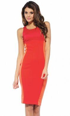 Girl On Fire Dress | Buy now! from shopmodmint.com