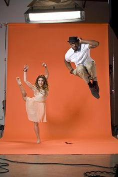 "Dance Spirit Magazine Allison Holker and Stephen ""tWitch"" Boss"