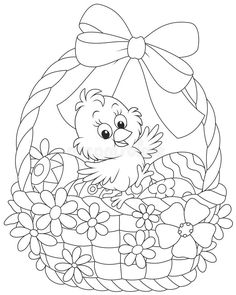 Easter coloring pages - Uskrs bojanke za djecu - Free printables, Easter bunny, eggs, chicks and more on BonTon TV - Coloring books Easter Coloring Sheets, Coloring Easter Eggs, Free Printable Coloring Pages, Coloring Pages For Kids, Colouring Pages, Coloring Books, Free Printables, Bunny Coloring Pages, Free Coloring