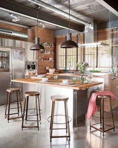 "2,213 Me gusta, 8 comentarios - Dekorasyon Rehberi (@dekorasyonrehberi) en Instagram: ""#fineinteriors #interiors #interiordesign #architecture #decoration #interior #loft #design #happy…"""