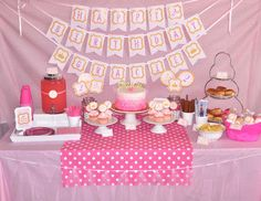 """Pink and Gold / Birthday """"Princess Dress Up Party"""" 