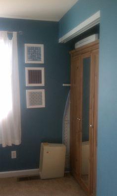 blue room re-do