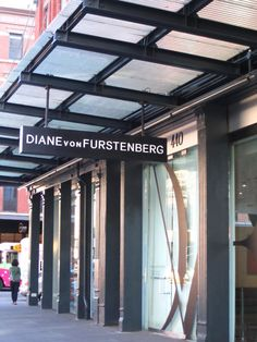 Diane von Furstenberg boutique at Meatpacking District