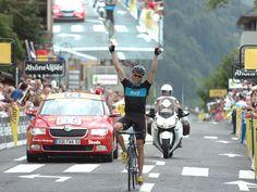 12. Critérium du Dauphiné - Stage 7: Allevard-les-Bains - Sallanches [13/06/2010] Edvald Boasson Hagen