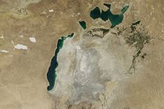 World of Change: Shrinking Aral Sea :  : Feature Articles : NASA Earth Observatory