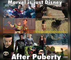 K but Shrek isn't Disney as much as I love it. It's not