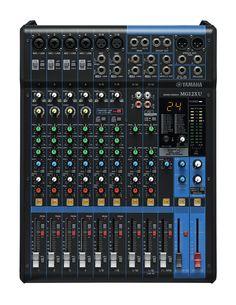 Yamaha MG12XU 12-Channel Pro Audio Mixing Console