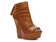 Heart Soul Gerarado Wedge Sandal... My ankles are probably to skinny for these but I like