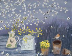 May Blossoms Lucy Grossmith