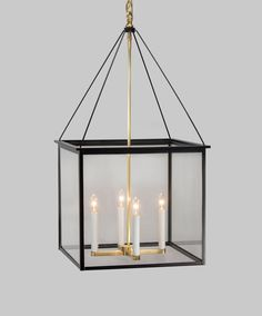 Check out the Chisholm Clean light fixture from The Urban Electric Co.