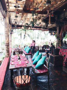 The Must-Visit Bali Hotpots, According to an Australian Fashion Duo via @MyDomaineAU