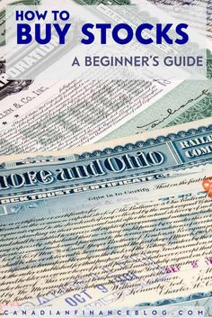 This beginner's guide to buying stocks shows how just about anyone can learn how. This beginner's guide to buying stocks shows how just about anyone can learn how to choose stocks and how to buy stocks with a little time and effort. Stock Market Investing, Investing In Stocks, Investing Money, Stocks For Beginners, Stock Market For Beginners, Investing In Shares, Bollinger Bands, Forex Trading Basics