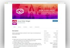 Most Popular Social Media WordPress Plugins 2020 - New Template Most Popular Social Media, Wordpress Plugins, Sliders, Templates, Blog, Stencils, Vorlage, Blogging, Models