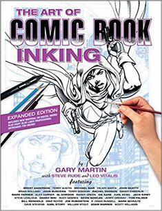 The Art of Comic Book Inking (Third Edition) Price Book, Adam Anderson, Leo, Third, Ebooks, Comic Books, Comics, Reading, Kindle