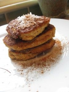 Gaps pancake recipe also ok on intro after stage 3