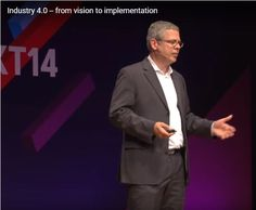 Industry 4.0: from vision to implementation: Talk by Dirk Slama (Bosch Software Innovations GmbH)