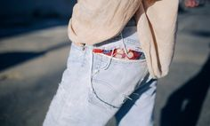 How To Save Your Distressed Denim | Free People Blog #freepeople