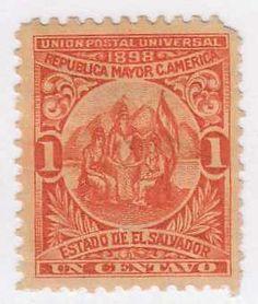 El Salvador, Scott # 177, MHH, (b) - bidStart (item 38003055 in Stamps... El Salvador)