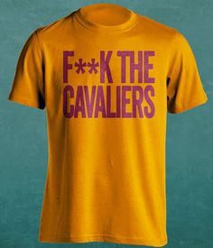 F**k The Cavaliers - Virginia Tech Hokies Fan T-Shirt - Uncensored or Censorerd Versions (S-4XL) Text Design - Mature on Etsy, $20.00