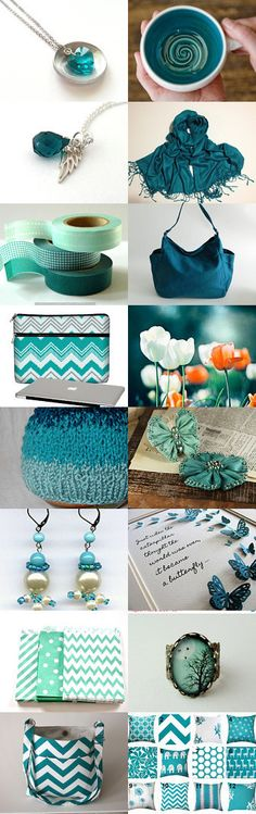 Favorite color and fun decorating ideas