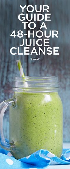 Start taking charge of your wellness with this Guide to a 48-Hour Juice Cleanse.