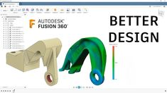 Live Stream — In this video, you should get a good understanding of how to setup for Fusion 360 Generative Design. This is Autodesk Fusion 360 AND we will ch. Fusion 360, 360 Design, Cad Cam, Autocad, Design Projects, 3d Printing, Software, Engineering, Impression 3d