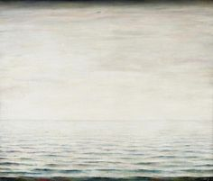 Copyright Glasgow Museums - Kelvingrove - utterly hypnotic and beautiful L S LOWRY Seascape Paintings, Your Paintings, Glasgow Museum, Rene Magritte, Royal College Of Art, Art Uk, Contemporary Landscape, Land Art, New Art