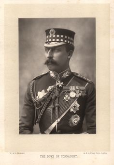 Soldiers of the Queen - Arthur Duke of Connaught- Scots Guards