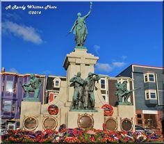 war memorial day canada
