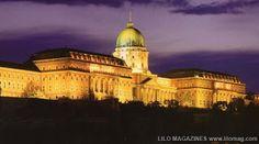 World's Largest Castle . Buda Castle,Hungary