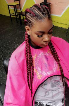 43 Cool Blonde Box Braids Hairstyles to Try - Hairstyles Trends Box Braids Hairstyles, French Braid Hairstyles, My Hairstyle, Girl Hairstyles, Blonde Box Braids, Black Girl Braids, Braids For Black Hair, Girls Braids, Hair Styles 2016