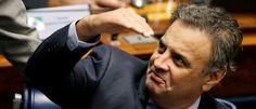 Aécio avisa que pode levar muita gente do PSDB pra cadeia junto com ele; CONFIRA!