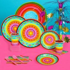 Fiesta Brights Party Pack