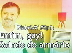 Você acha que o gay deve sair do armário? Quando? Deacubra como fou comigo em mais um episódio da serie DialoGAY!  https://youtu.be/g0lVhueYzL0  #lgbtq #lgbtpride #instagram #videos #youtubersbrasil #youtube #gay #sairdoarmário #sairdoarmario #dialogosparatransformar #dilogay