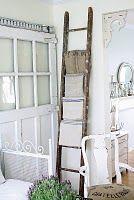 ladder display for blankies!!!!