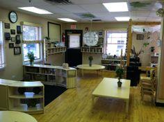 Classroom Environment #Reggio #ElmhurstAcademy