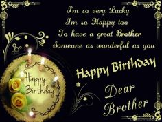Funny Happy Birthday Wishes, Quotes and Images for friends and family. The best happy birthday wishes with beautiful pictures for people you love. Birthday Wishes For Girlfriend, Birthday Wishes For Brother, Happy Birthday Wishes Images, Birthday Wishes Messages, Best Birthday Wishes, Birthday Greetings, Anniversary Greetings, Anniversary Gifts, Happy Birthday Cousin Male