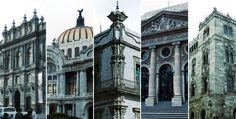5 fachadas espectaculares de la Ciudad de México | México Desconocido