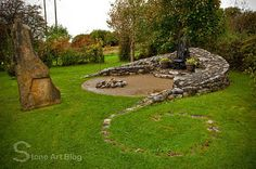 Stone Art Blog: Landscape Designer Mary Reynolds