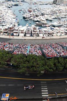 Monaco Playground of the rich & famous... #Monaco #F1 Grand Prix