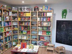 El oso y su libro, una preciosa librería infantil y juvenil en Sevilla   DolceCity.com